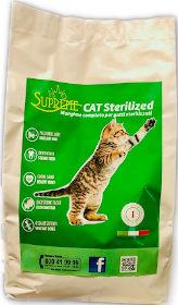 Supreme Cat Sterilizzati sacco da 2,5kg.